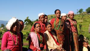 > Un pays, le Népal
